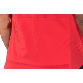 Northwave Ghost Pro Fietsshirt korte mouwen Heren rood